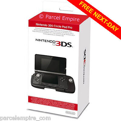FREE NEXT-DAY Official Nintendo 3DS Circle Pad Pro Extra Button BRAND NEW SEALED