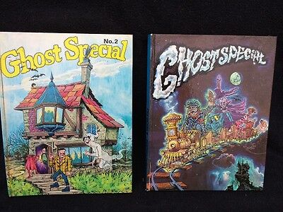 Ghost special magazines Harry North