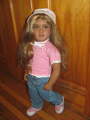 My Twinn Playful Pink Outfit (Meet Outfit).Fits 23''doll.