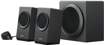 Logitech Z337 2.1-Channel Speakers with Bluetooth [980-001263]