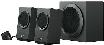 Logitech Z337 2.1-Channel Speakers with Bluetooth[980-001263]