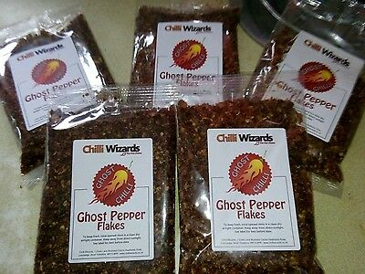 Ghost chilli flakes
