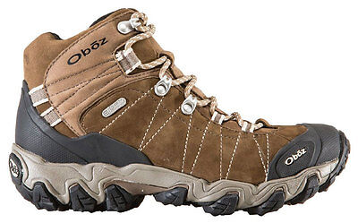 Oboz Womens Bridger Mid BDry Hiking Boots