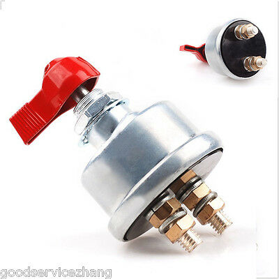 Post Racing Master Battery Quick Disconnect Cut/Shut Off Safety Kill Switch HD 2