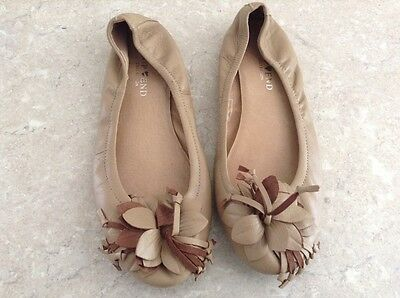 Top End Leather Ballet Flats New size 41