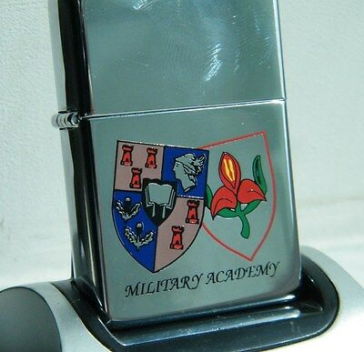 Zippo 1995 South African Military Academy University Of Stellenbosch