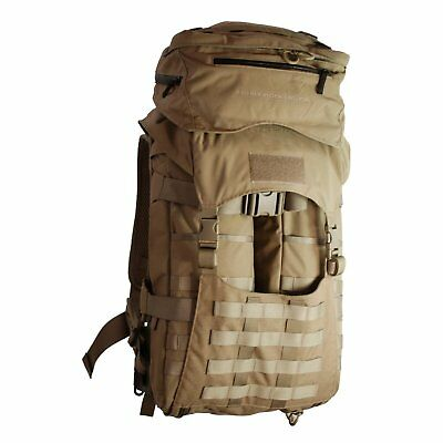 Eberlestock Warhammer Pack Outdoor Hunting Coyote Brown Finish J51MC