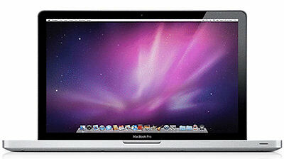 Apple Macbook Pro 15.4' Notebook Model: A1286, Intel Core i7,16GB RAM, 600GB SSD