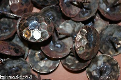 "(50), Vintage Style Clavos, 1 1/2"" Clavos, Furniture, Restoration, Clavos, Trim"