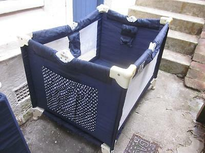 Igc In Good Care Travel Baby Cot Portable Folds Up