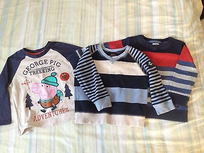 boys jumpers 12-18 months