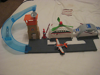 Disney planes play set with Dusty Crophopper