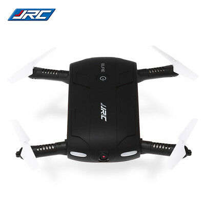 JJRC H37 ELFIE Foldable Mini 6-Axis Gyro RC Selfie Quadcopter WiFi FPV 720P Cam