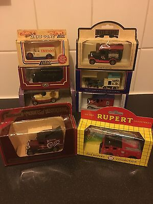 Collection Of Vintage Cars Including Matchbox, Lledo And Corgi