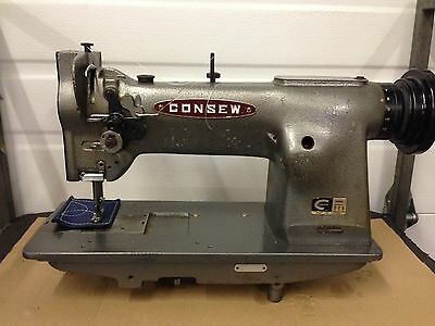 Consew  225  Walking Foot  For  Leather / Upholstery   Industrial Sewing Machine