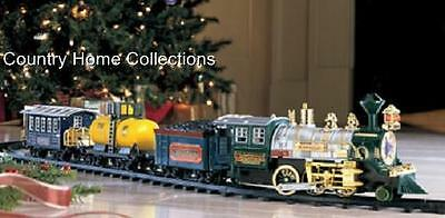 Christmas Wrap Around Tree Traditional Train Set With Sound