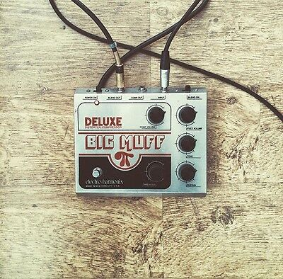 Big Muff Deluxe Vintage Guitar Pedal