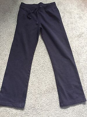 Navy Jogging Bottoms Age 9-10 Yesrs