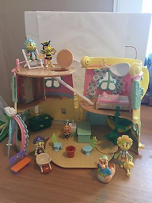 Fifi & The Flowertots Forget Me Not Cottage Watering Can Playset & Figures!