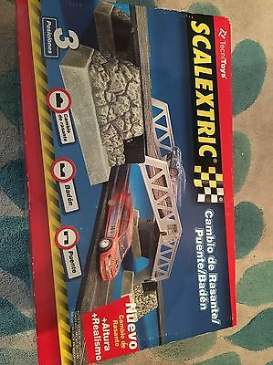 Scalextric Spanish Bridge