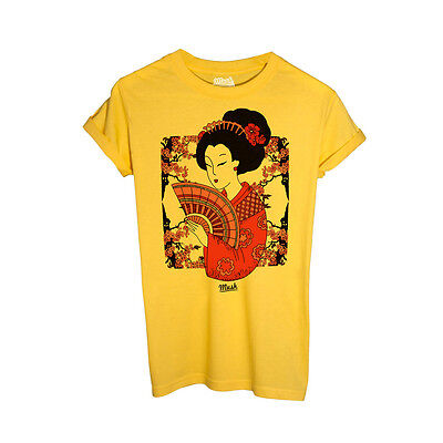 T-Shirt GEISHA JAPAN - FAMOSI by iMage