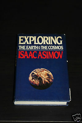 Isaac Asimov - Exploring the Earth and the Cosmos (hardcover)