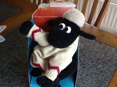 Wallace & Gromit Large Bleating Shaun The  Sheep