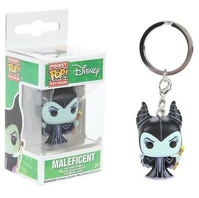 Funko Pocket Pop Keychain Disney: Maleficent Vinyl Figure Keychain Item #4861