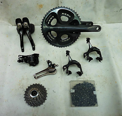Shimano Dura Ace 7900 groupset