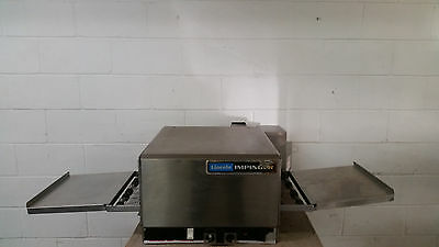 Lincoln Impinger Electric Conveyor Pizza Oven Countertop Stackable 1301 208 Volt