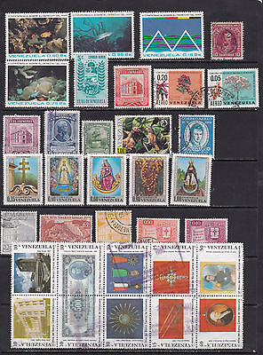 Large Venezuela Selection - Mint and Used - 2 SCANS (Ven 2511 2c)