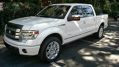 2013 Ford F-150  F150 SUPERCREW PLATINUM....LOADED WITH OPTIONS IN EXCELLENT CONDITION