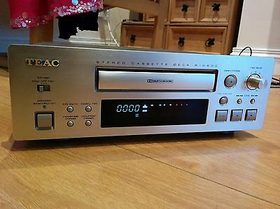 TEAC R-H500 Cassette Tape Deck@Player Reference Hifi seperate 500 300