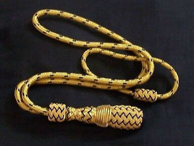 Army Officer Civil War General Bullion Sword Knot Tassel Portepee Union CSA US X