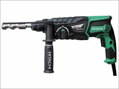 Hitachi DH26PX 110V SDS + Hammer Drill 3 Mode