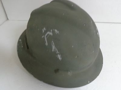 Screen used prop from Airwolf - Hard Hat, with COA