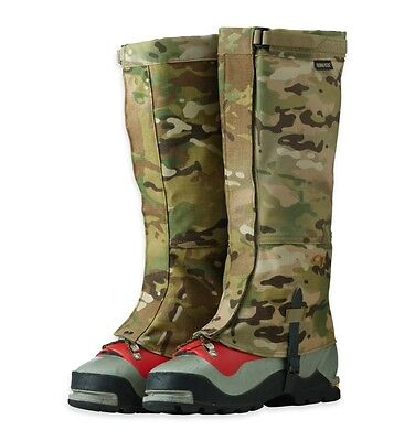 Outdoor Research Expedition Men's Crocodiles Gaiters MULTICAM 61551-0968