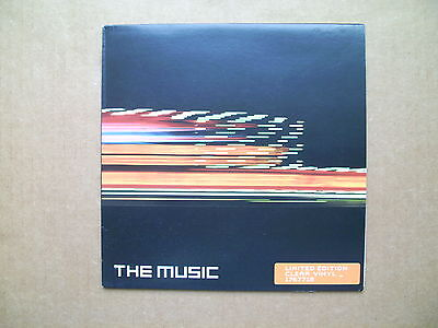 """THE MUSIC - STRENGTH IN NUMBERS  7"""" VINYL SINGLE No'd LIMITED EDITION"""