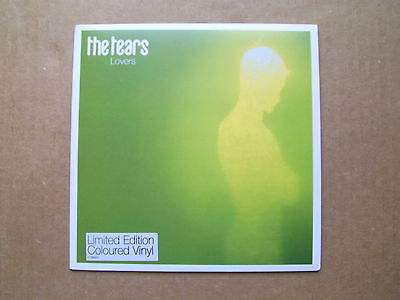 """The Tears - Lovers  7"""" Vinyl Single Limited Edition  Indie Rock Suede"""