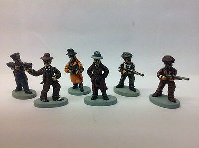 1980's CALL of CTHULHU GOTHIC HORROR LOT COPS,THUGS AND G-men RARE CITADELS