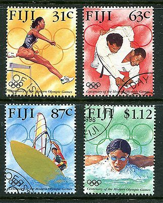 Fiji 1996 Olympic Games  Used cto