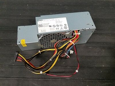 OEM Dell 235W 760 780 SFF Power Supply Unit H235P-00 TESTED WORKING!
