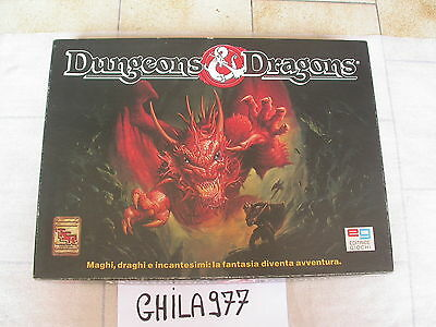 Dungeons & Dragons Gioco In Scatola Editrice Giochi Guardate Le Varie Foto! Look