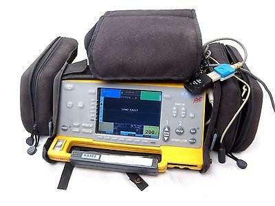 Welch Allyn 971027 MRL PIC AED System SPO2 ECG multi-parameter Monitor Pacer
