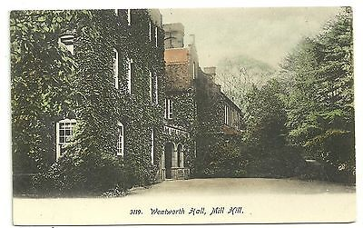 Middlesex postcard Wentworth Hall Mill Hill