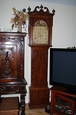 Grand father clock, tall case clock, Horloge