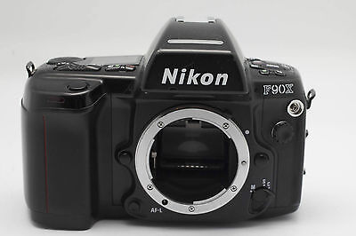 Nikon F90X body with back mf26