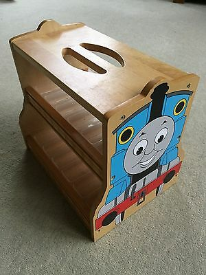 Thomas the Tank Engine Wooden Storage and Display Caddy