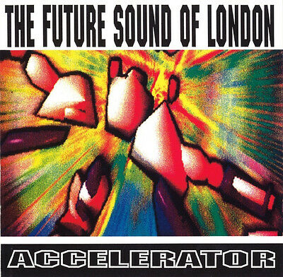 "The Future Sound Of London "" Accelerator "" Sealed Uk Lp"