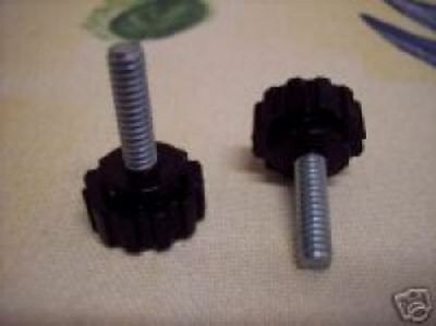 Meade ETX telescope thumbscrew mounting knobs - Hard to Find Part